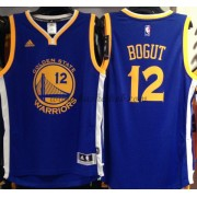 Golden State Warriors Basketball Trøjer 2015-16 Andrew Bogut 12# Road..